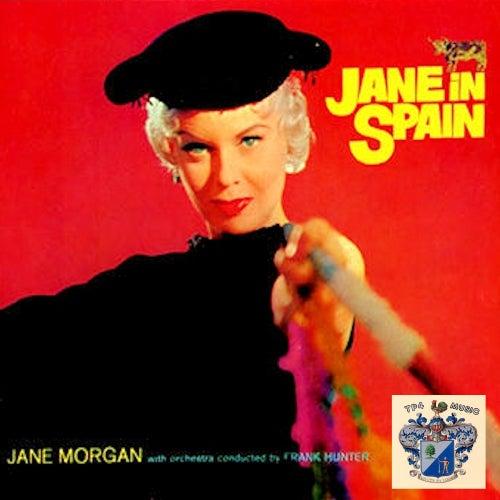 Jane in Spain de Jane Morgan