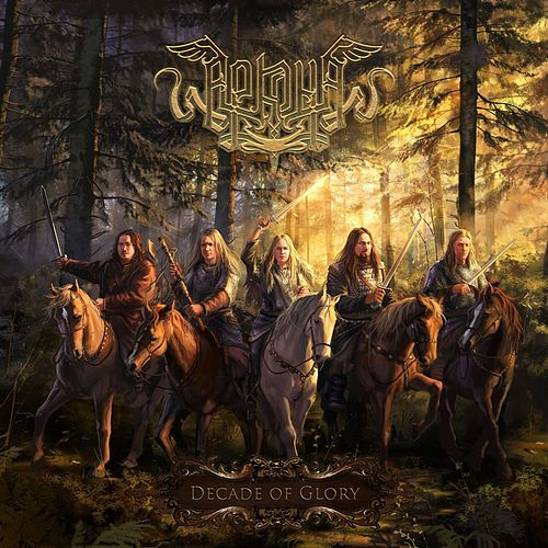 Decade of Glory de Arkona
