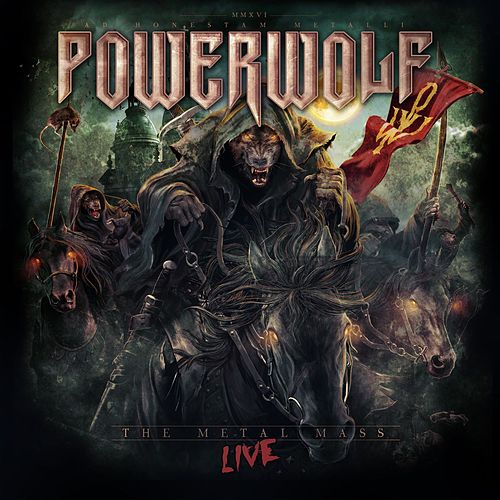The Metal Mass by Powerwolf