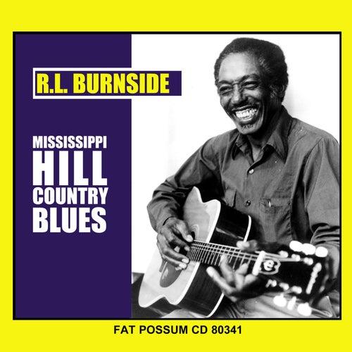 Mississippi Hill Country Blues de R.L. Burnside