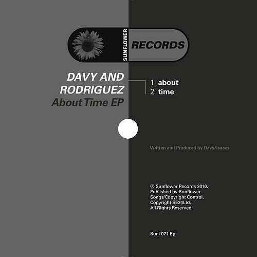 About Time de Rodriguez