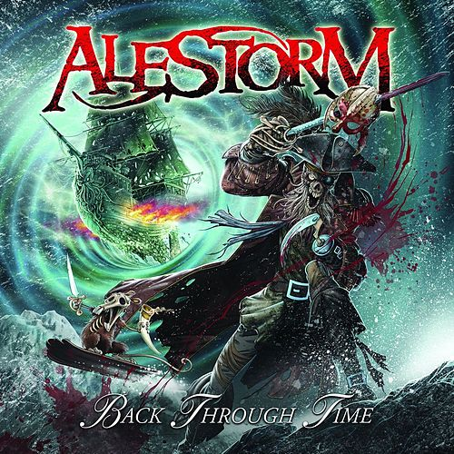 Back Through Time van Alestorm