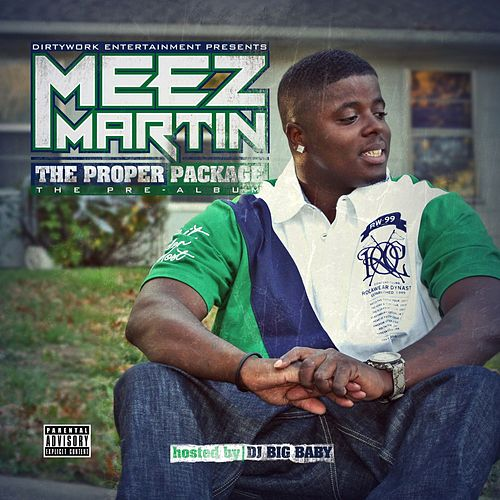 The Proper Package de Meez Martin