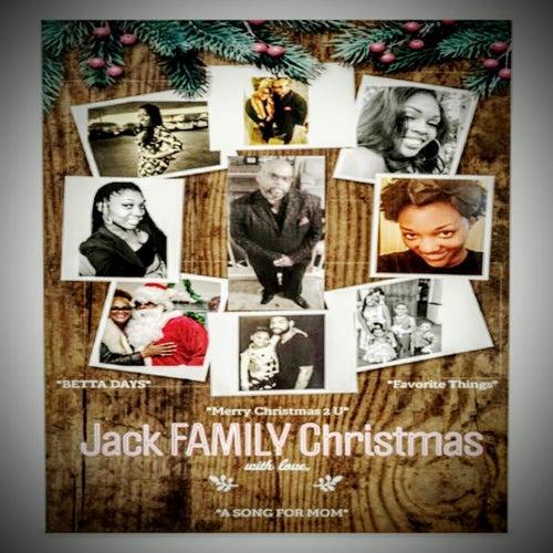A Jack Family Christmas by Anna Lissa Jack