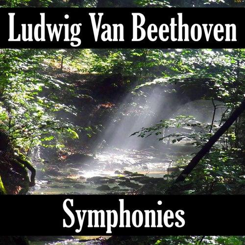 Ludwig van Beethoven: Symphonies by Ludwig van Beethoven