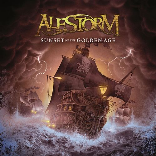 Sunset on the Golden Age van Alestorm