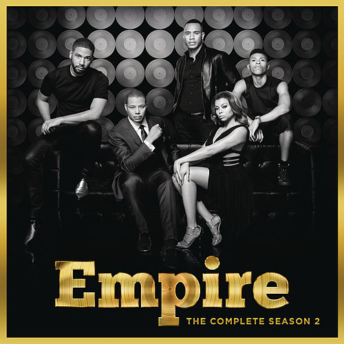 Empire: The Complete Season 2 de Empire Cast