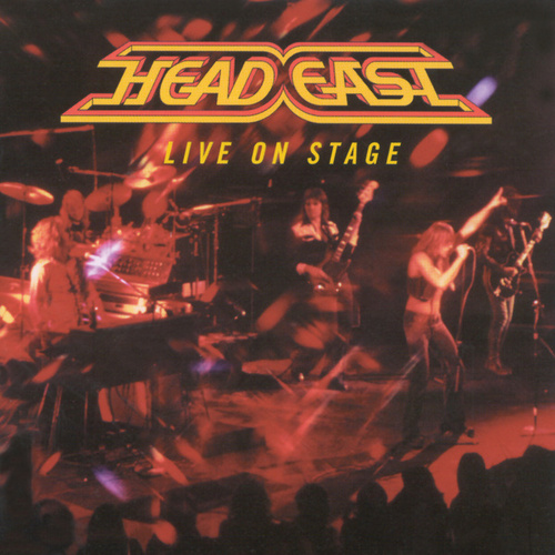 Live On Stage by Head East