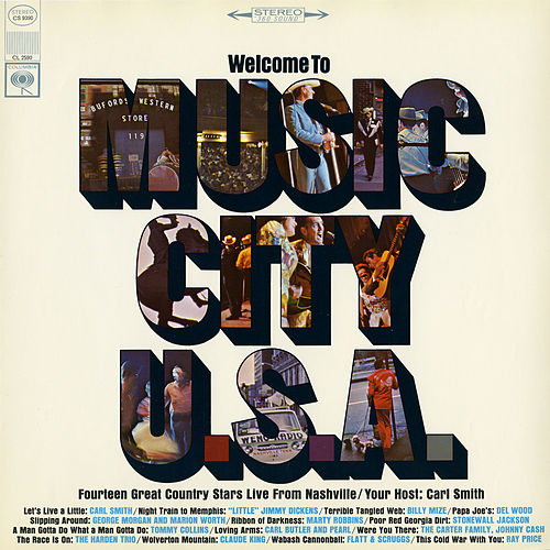 Welcome to Music City U.S.A. de Various Artists