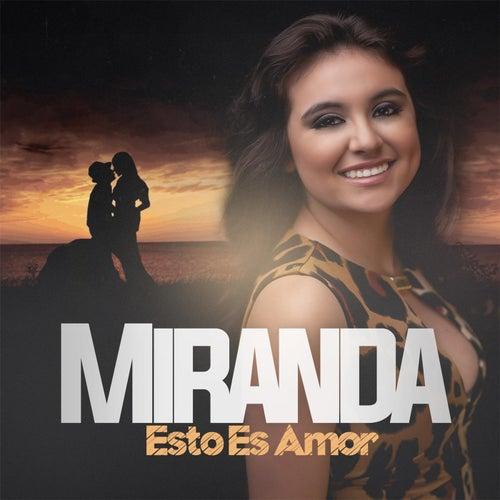 Esto Es Amor by Miranda