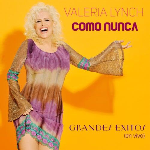Como Nunca (En Vivo) de Valeria Lynch