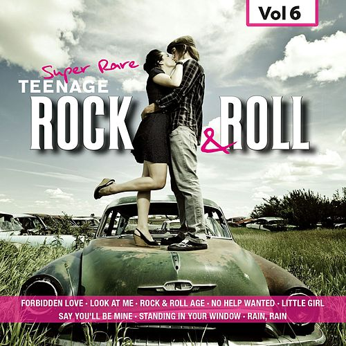 Super Rare Teenage Rock & Roll, Vol.6 by Various Artists