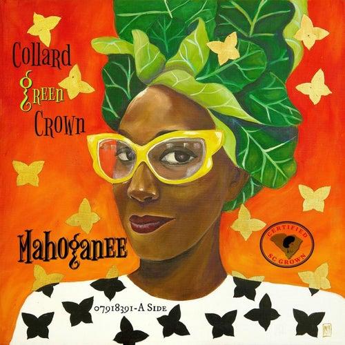 Collard Green Crown by Mahoganee
