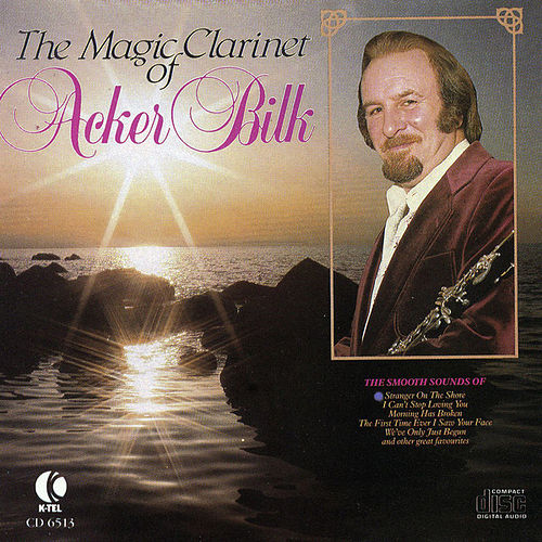 The Magic Clarinet of Acker Bilk de Acker Bilk
