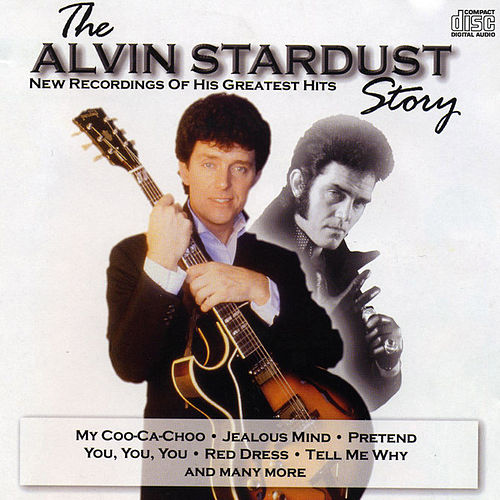 The Alvin Stardust Story by Alvin Stardust