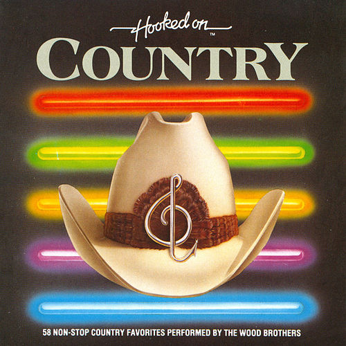 Hooked On Country von The Wood Brothers