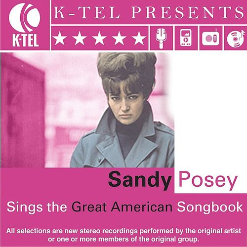 34 Great American Songs de Sandy Posey