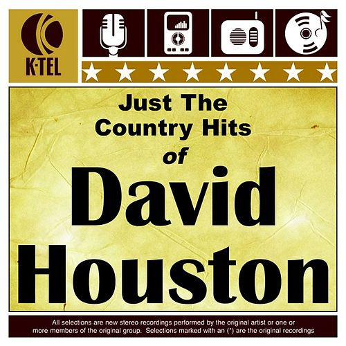 Just The Country Hits Of David Houston de David Houston