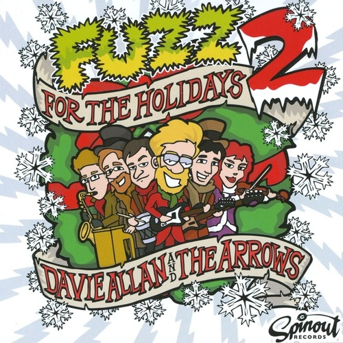 Fuzz For The Holidays 2 von Davie Allan & the Arrows