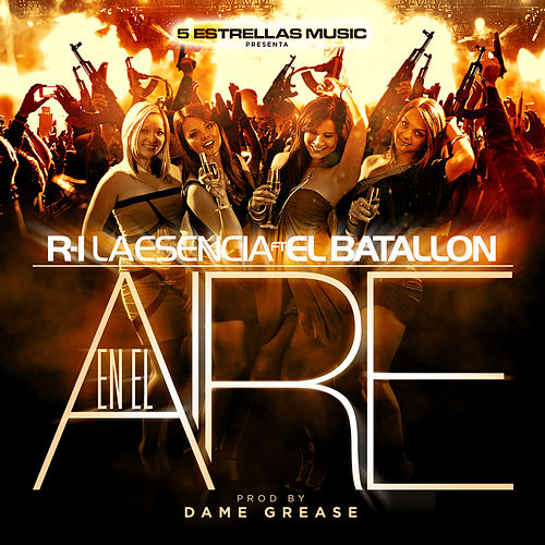 En el Aire (Remix) de R-1 La Esencia