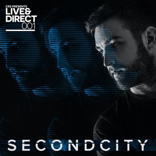 Cr2 Live & Direct Presents: Secondcity de Various Artists