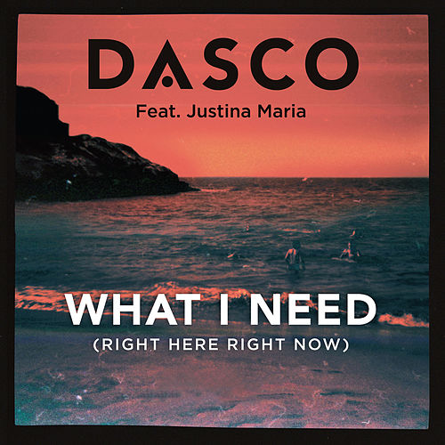 What I Need (Right Here, Right Now) by Dasco