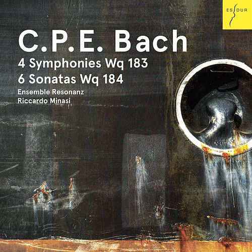 C. P. E. Bach: 4 Sinfonien Wq 183, 6 Sonaten Wq 184 by Ensemble Resonanz