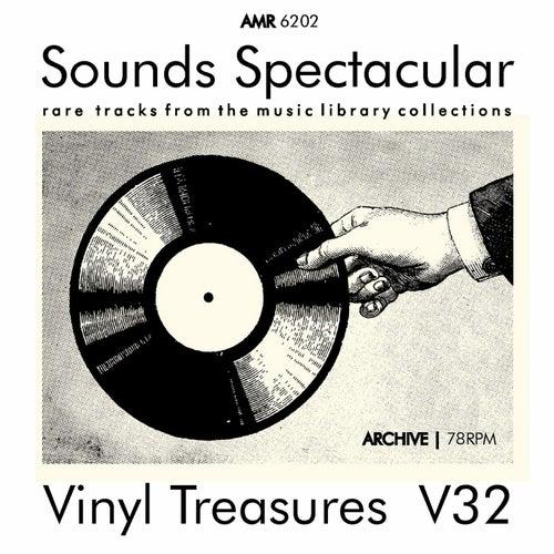 Sounds Spectacular: Vinyl Treasures, Volume 32 by City of Prague Philharmonic