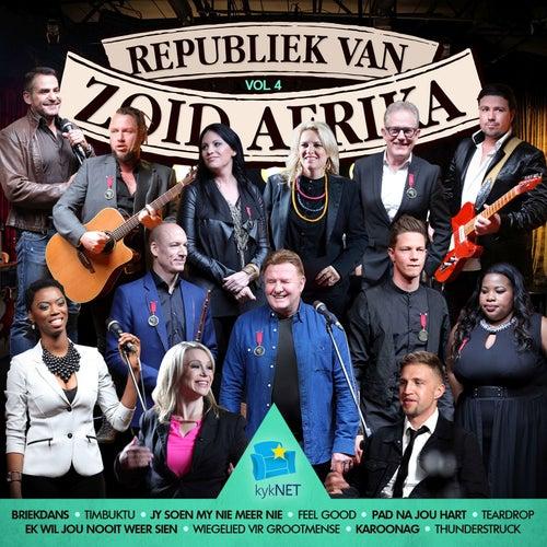 Republiek Van Zoid Afrika, Vol. 4 de Karen Zoid