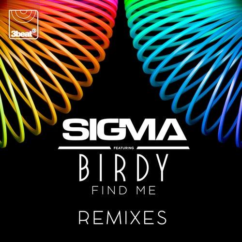 Find Me (Remixes) de Sigma