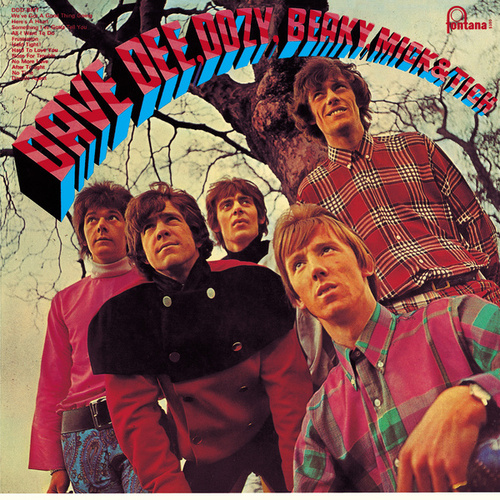 Dave Dee, Dozy, Beaky, Mick & Tich by Dave Dee