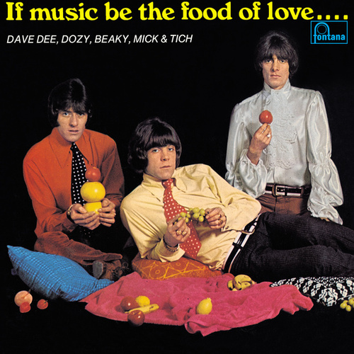If Music Be The Food Of Love … Prepare For Indigestion de Dave Dee