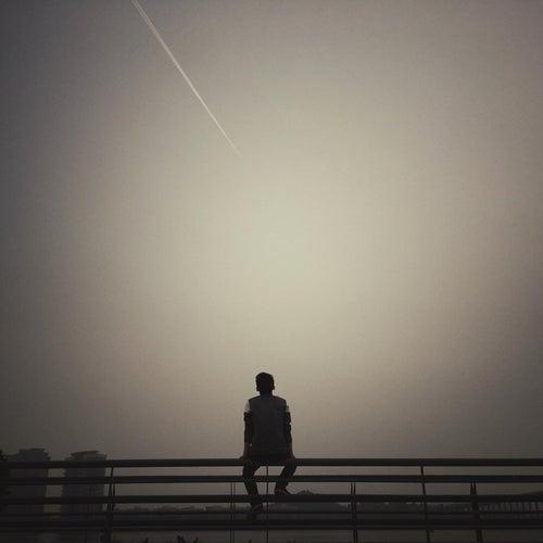Waiting at the Airport by Rhian Sheehan