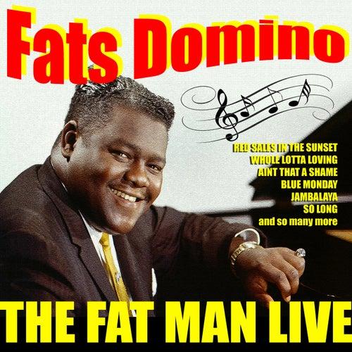 Fats Domino - The Fat Man (Live) van Fats Domino