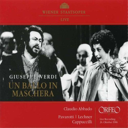 Verdi: Un ballo in maschera (Live) von Various Artists