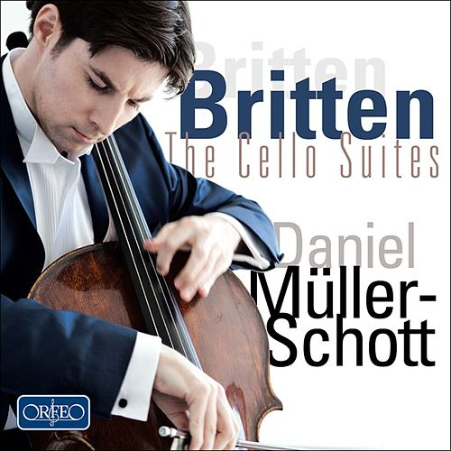 Britten: The Cello Suites by Daniel Müller-Schott