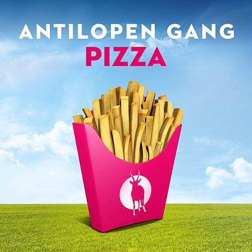 Pizza von Antilopen Gang