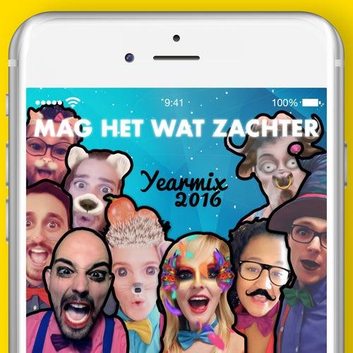 Yearmix 2016 de Mag Het Wat Zachter