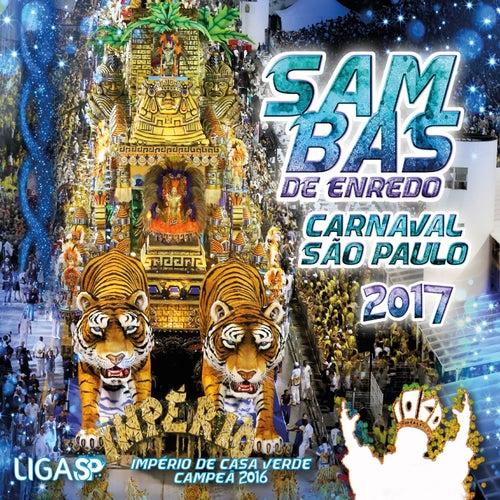Carnaval Sp 2017 - Sambas de Enredo das Escolas de Samba de São Paulo de Various Artists