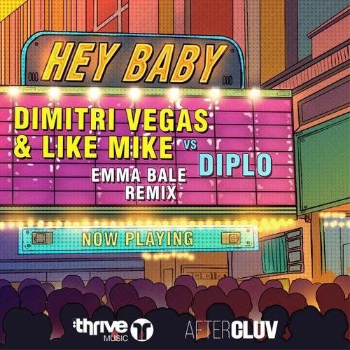 Hey Baby de Dimitri Vegas & Like Mike