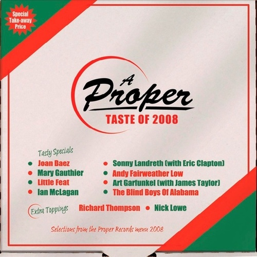 A Proper Taste of 2008 von Various Artists