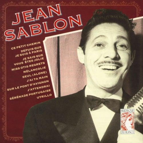 Je Tire Ma Reverence von Jean Sablon