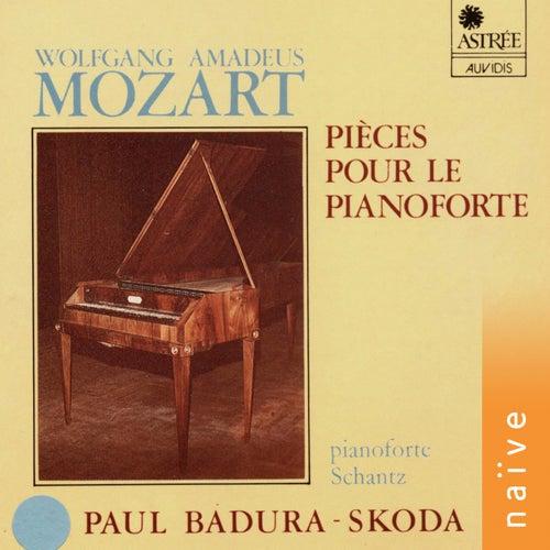 Mozart: Pièces pour le pianoforte by Paul Badura-Skoda