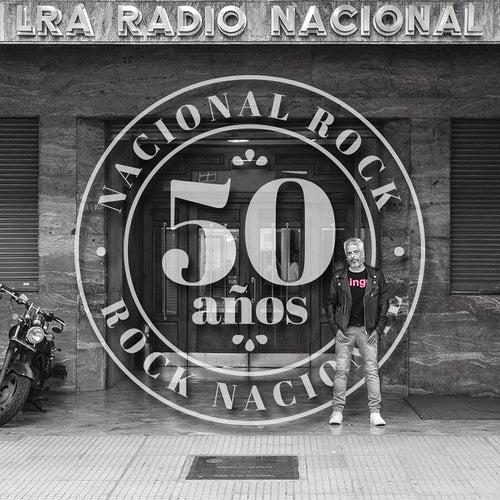 Nacional Rock 50 Años Del Rock Nacional de Various Artists