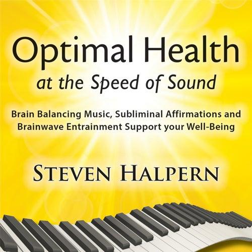 Optimal Health at the Speed of Sound von Various Artists