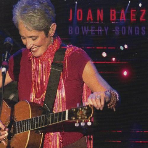 Bowery Songs (Live) by Joan Baez