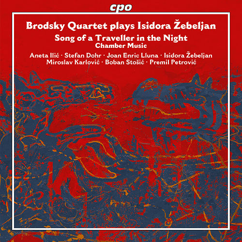 Žebeljan: Song of a Traveller in the Night de Various Artists