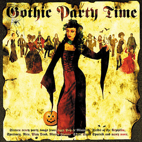 Gothic Party Time von Various Artists