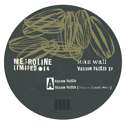 Vacuum Packed EP by Mike Wall