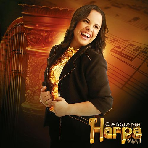 Harpa Vol.1 - Playback by Cassiane